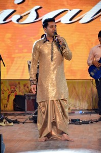 Kamal Heer famous punjabi singer.