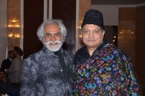 Sh. Sunil Sethi, Chairman FDCI with Sh. Ramesh Handa.