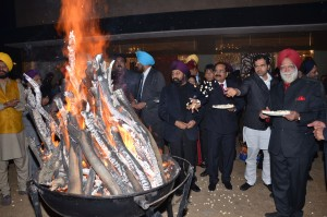 Celebrating Lohri