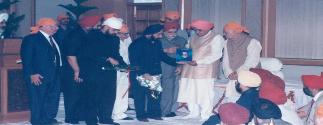Office Bearers of WPO with Sh. Atal Bihari Vajpayee Prime Minister of India at his residence on t