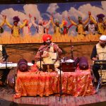 sartaj rendered some of his melodious songs